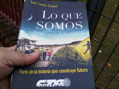 """Presentan el libro """"Lo que somos"""""""