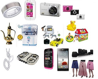 Nikon S30 Digital Camera (Waterproof & Shockproof) for Rs.3775, Alluring Pendant for Rs.649, Nokia Lumia 710 Mobile for Rs.11295 & More