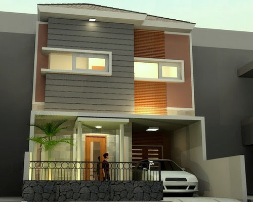 Desain Rumah Minimalis 2014: Desain Rumah Minimalis 2 ...