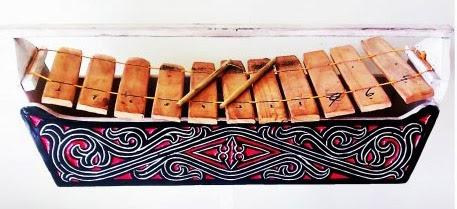 Garantung Alat Musik Tradisional Batak Toba