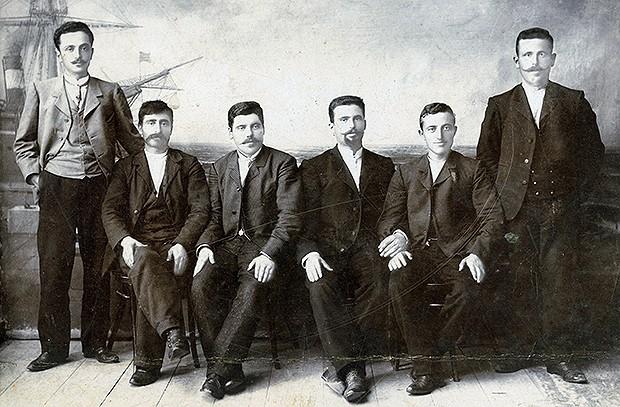 Керченские итальянцы-мореходы