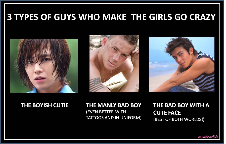 Types Of Guys 34
