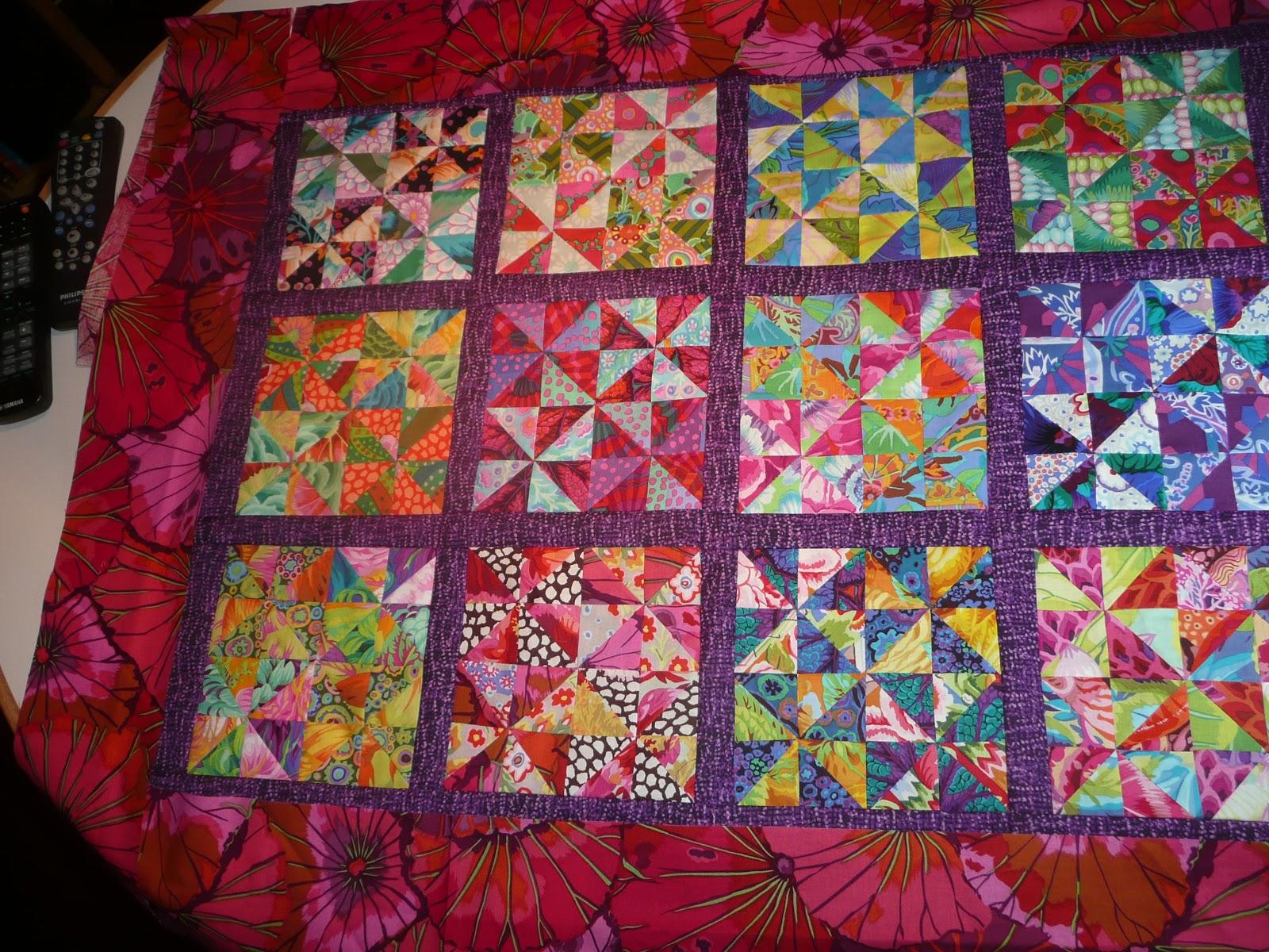 Mijn quilt avontuur de molentjes als groepswerk for Quilt maken met naaimachine