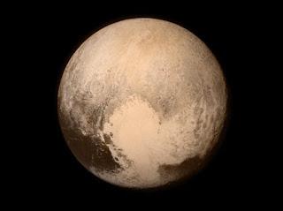 Inilah Foto Terbaru Planet Pluto dari Pesawat Ruang Angkasa New Horizons