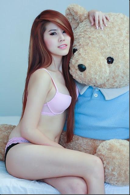 boneka teddy bermimpimimpi
