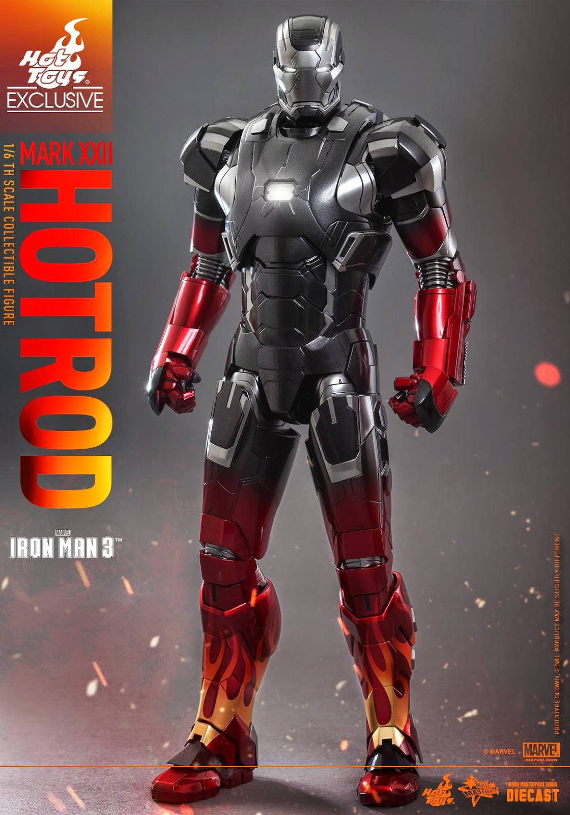 TOY NEWS FOR 12/4/2014 - HOT TOYS - MMS - IRON MAN 3 ...