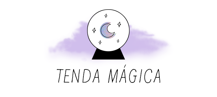 Tenda Mágica | Feitiços, poções & coisinhas