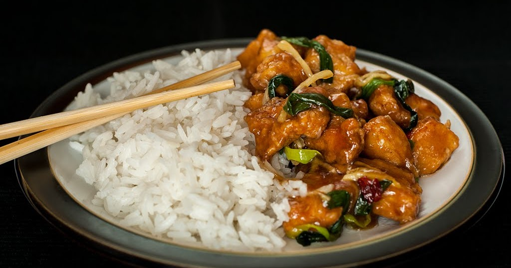 Proste Przepisy Kulinarne Kurczak Generala Tso