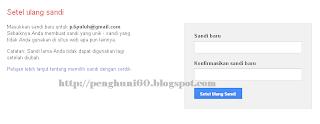 Merebut Kembali Akun Gmail yang Kena Hack