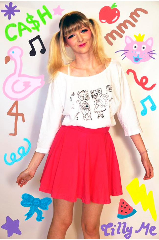 Tilly Me, cute fashion, kawaii look