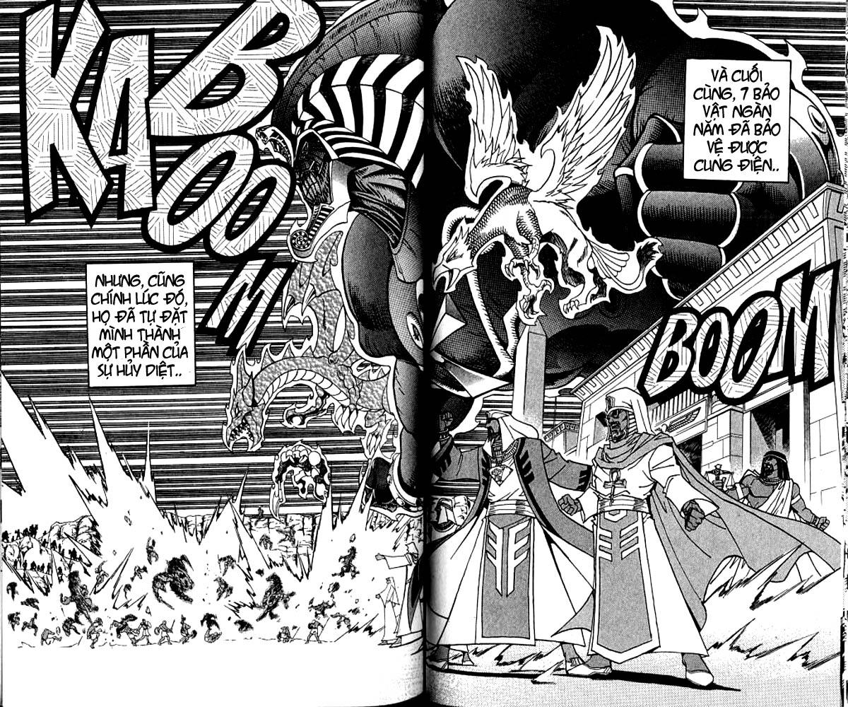 YuGi Oh – Vua Trò Chơi chap 308 Trang 18