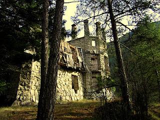 xalet cantera fabrica asland clot del moro cemento tren guardiola castellar n'hug berga