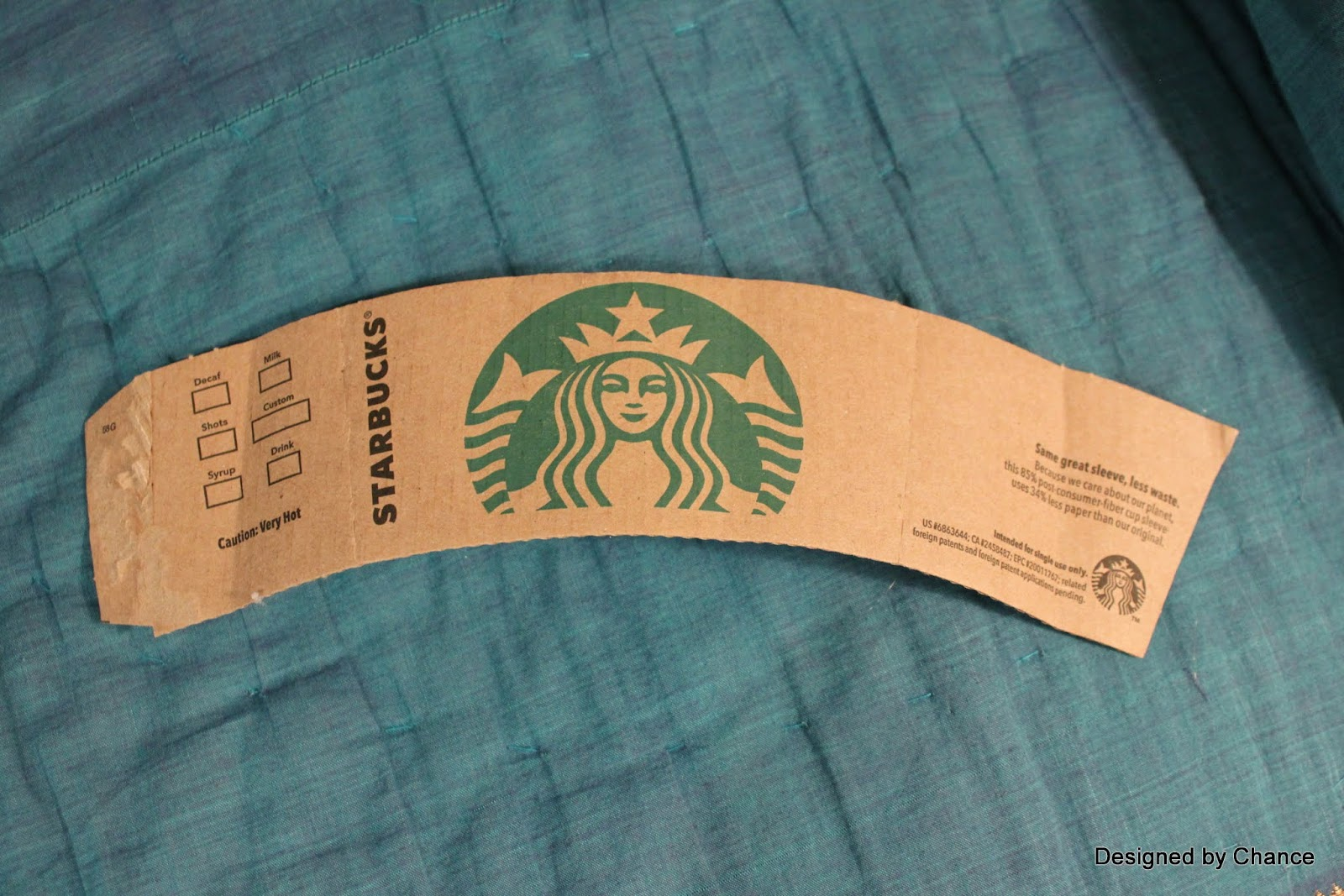 starbucks coffee cup sleeve template images galleries with a bite. Black Bedroom Furniture Sets. Home Design Ideas