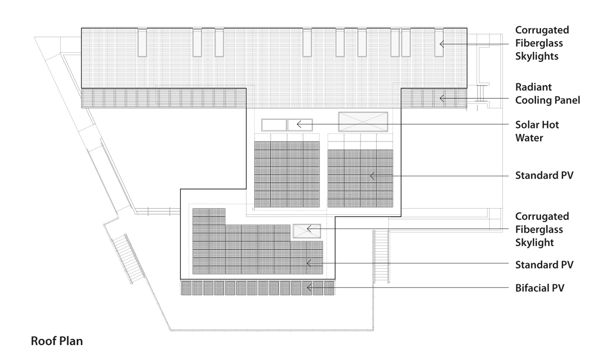 hawaii preparatory academy energy laboratory   by flansburgh architects