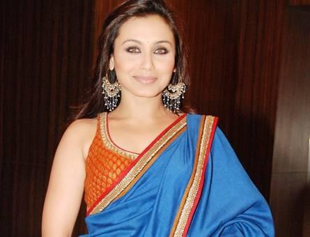 Rani mukherjee blue picture