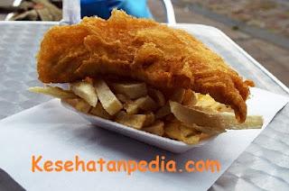 Jenis makanan yang banyak mengandung kolesterol tinggi