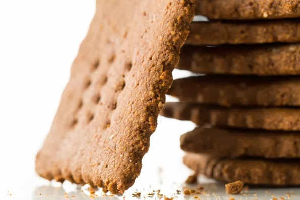 Gluten-Free & Vegan Graham Crackers