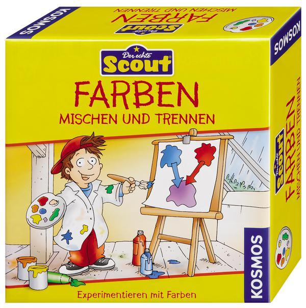 Arbeitsblätter Farben Mischen : Experimente für kinder mit farben mischen und