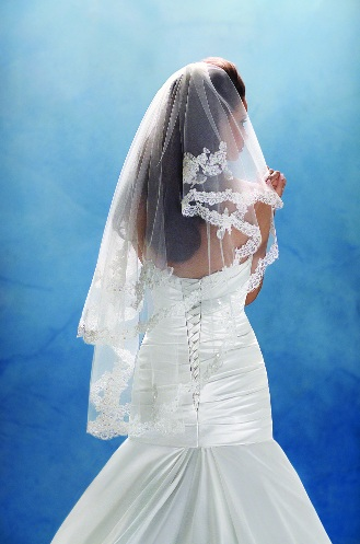 Official Disney Bridal Veils From Alfred Angelo This