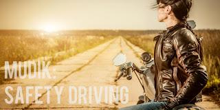 Mudik Aman Berkendara Dengan Sepeda Motor