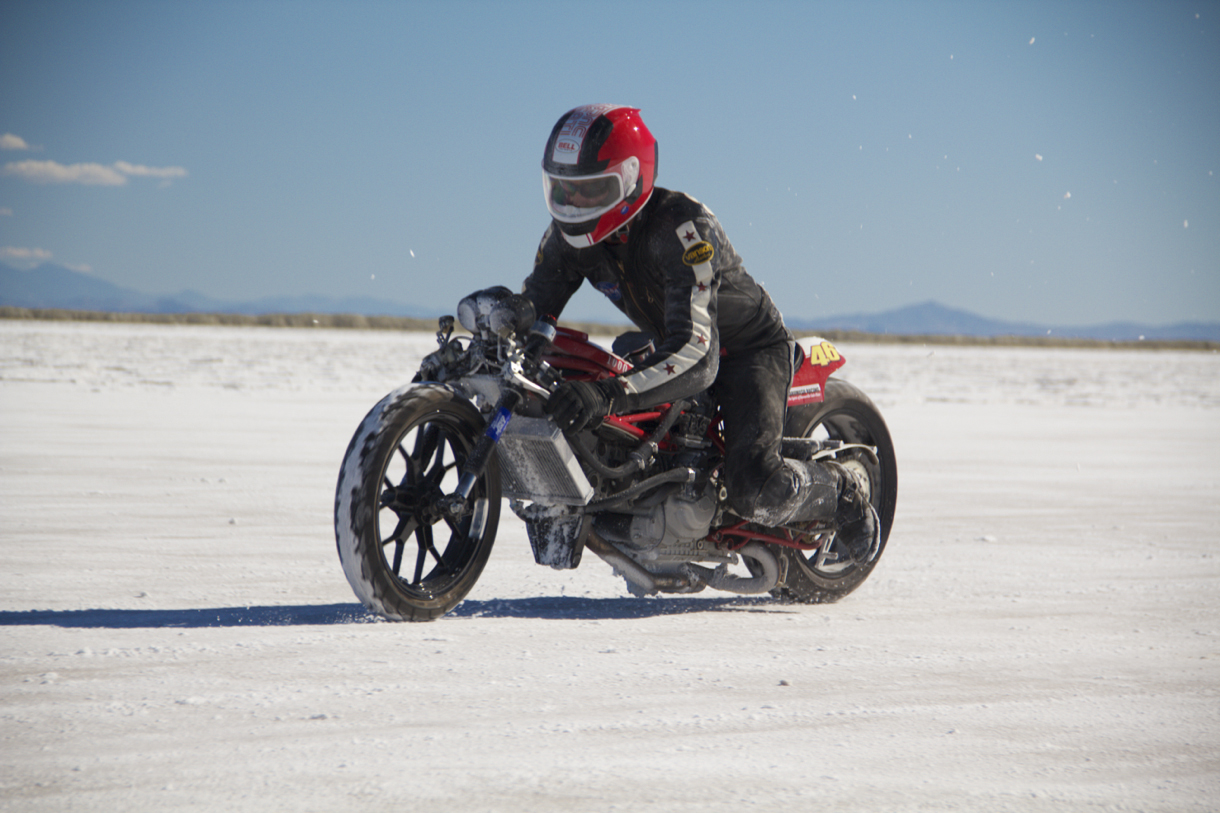 ducati s4rs land speed bike return of the cafe racers