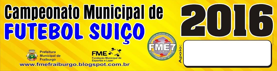 FUNDAÇÃO MUNICIPAL DE ESPORTES E LAZER