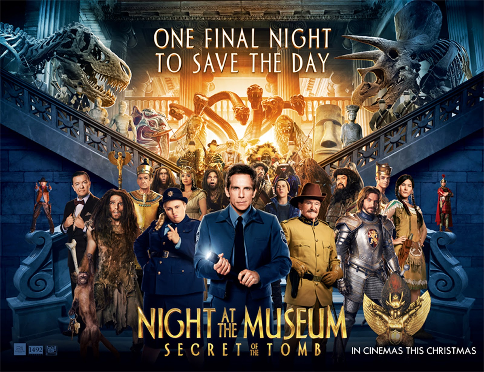 Night At The Museum  Secret Of The Tomb  USA BrRip P - Film museums in usa