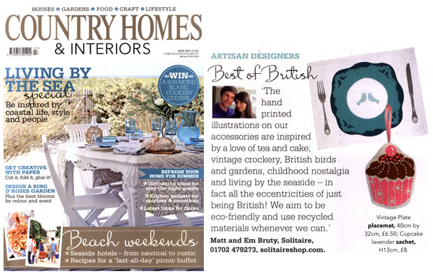 Country Homes Interiors Feature