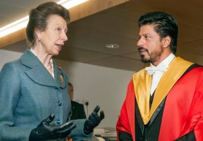 Shahrukh Khan Dapat Gelar Honoris Causa
