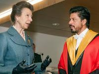 Ini Kata Shahrukh Khan Dapat Gelar Honoris Causa