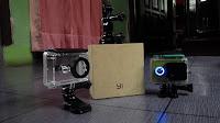Xiaomi Yi Camera, Action Camera harga Sejutaan