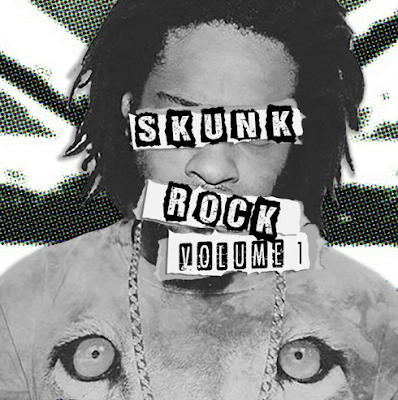 RTKAL - SKUNK ROCK VOLUME 1 Cover