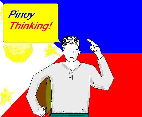 thinking pinoy!