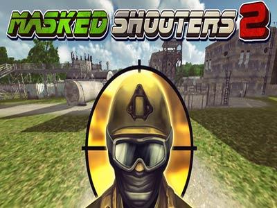 تحميل لعبة الاكشن القتال المقنع Masked Shooters 2 مجانا