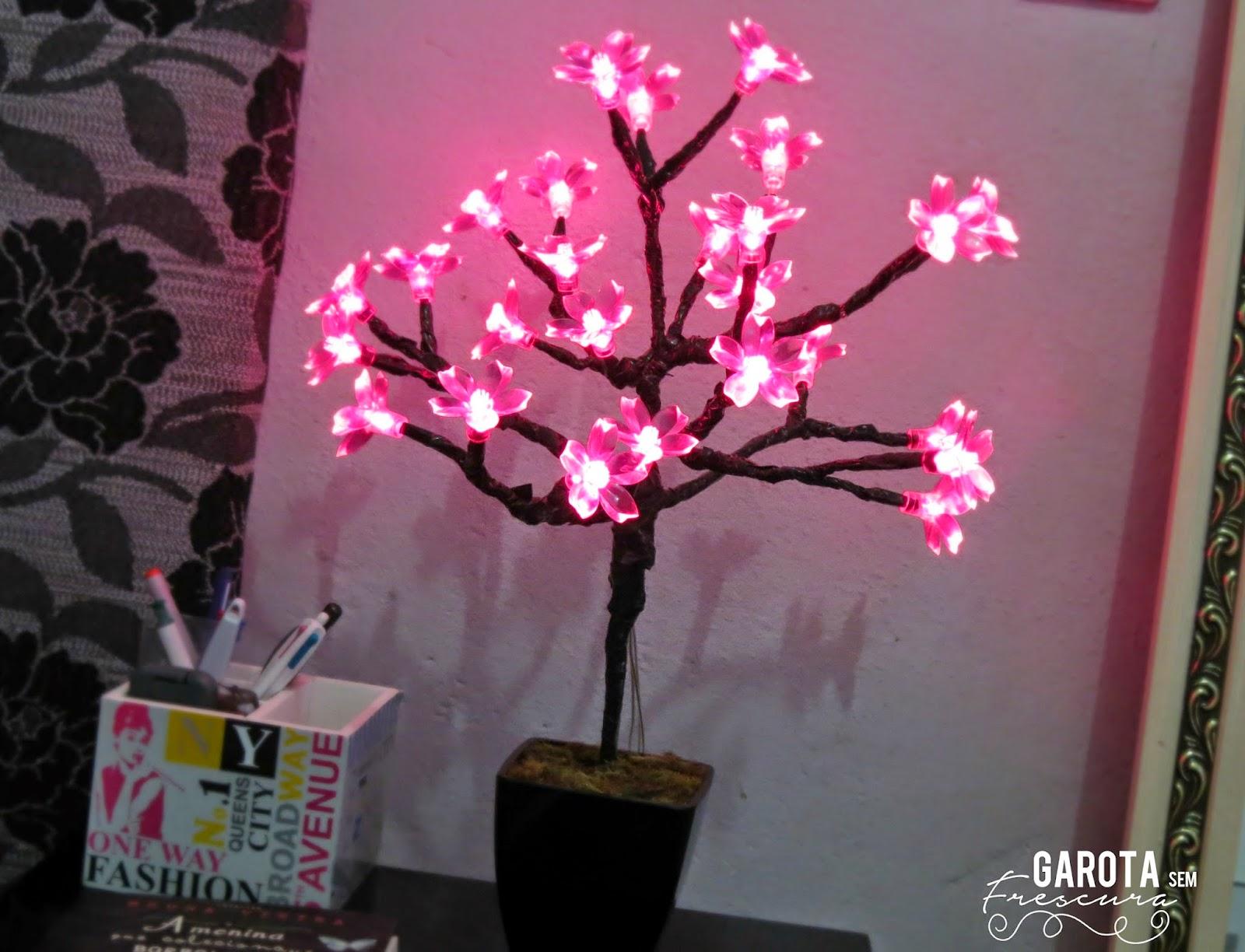 árvore de luzes