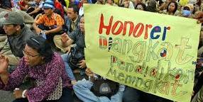 Guru Honorer K2 Tidak Lulus CPNS Prioritas Menjadi PPPK