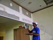 Level 20th Matrade Jalan Duta, Painting Works