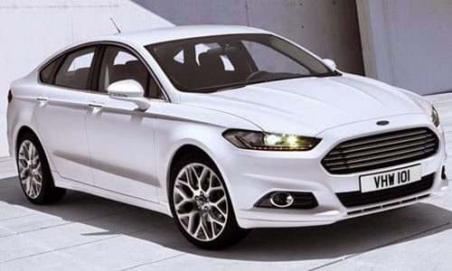 Ford Mondeo Saloon 2015