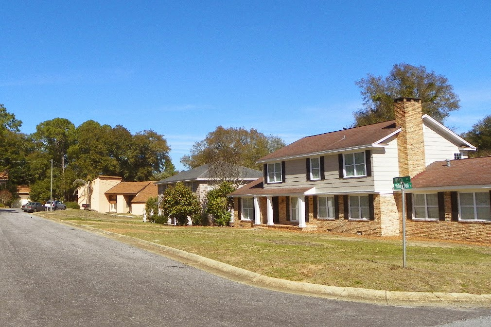 View down Cordova Park Road ~ Cordova Park Real Estate