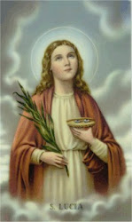 ST. LUCY OF SYRACUSE