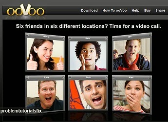 ooVoo Online conect