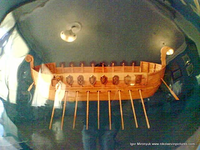 Первое боевое палубное судно
