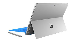 Microsoft Surface Pro 4 color