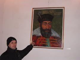 Aspecte din Excursia Cercului nr. 1 de Istorie - Piatra Neamţ şi zona - 27.03.2013...