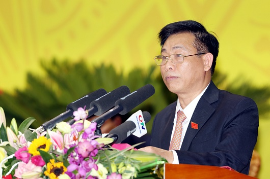 Đại hội Đảng bộ tỉnh Quảng Ninh lần thứ XIV