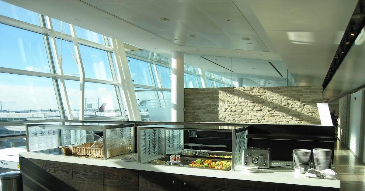 Jfk terminal 4 centurion lounge