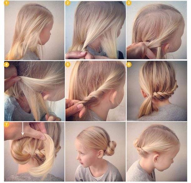 HAIR STYLES TUTORIALS