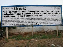 O QUE DIZ A PALAVRA DE DEUS, SOBRE HOMOSEXUALISMO.