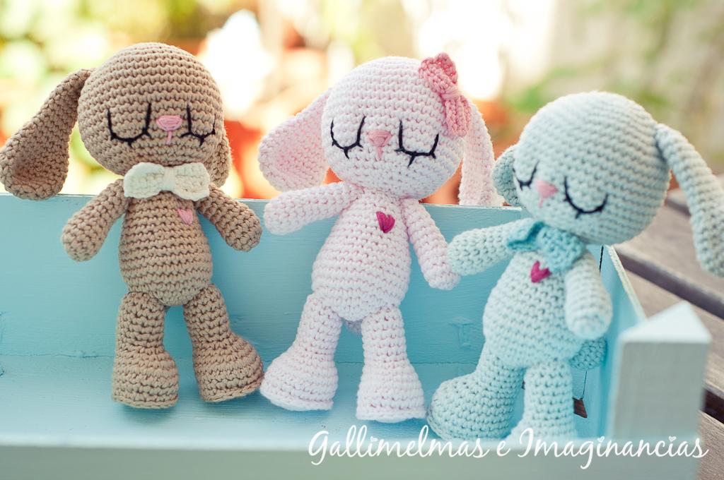 Amigurumis Para Bebes : Algodones que te encantarán para hacer amigurumis gallimelmas