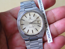 OMEGA SEAMASTER MAN SIZE PART D - AUTOMATIC
